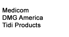 Medicom, DMG America, Tidi Products