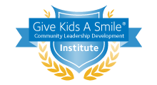 Give Kids A Smile Community Leadership Development Institute logo