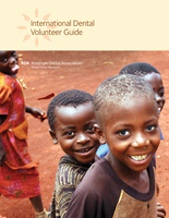 ADA Foundation International Volunteer Guide cover image